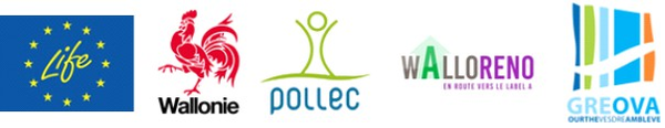 Logos partenaires Walloreno
