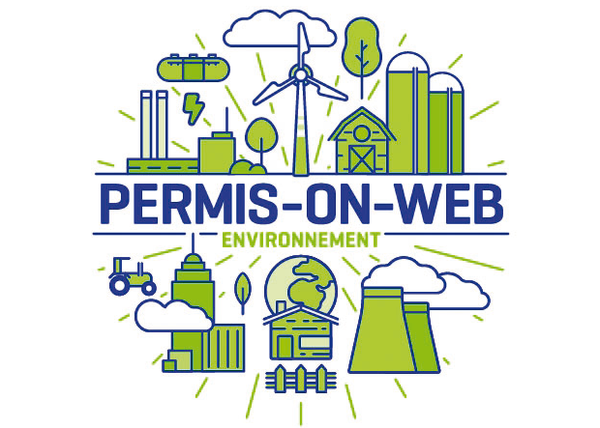 Logo Permis on Web